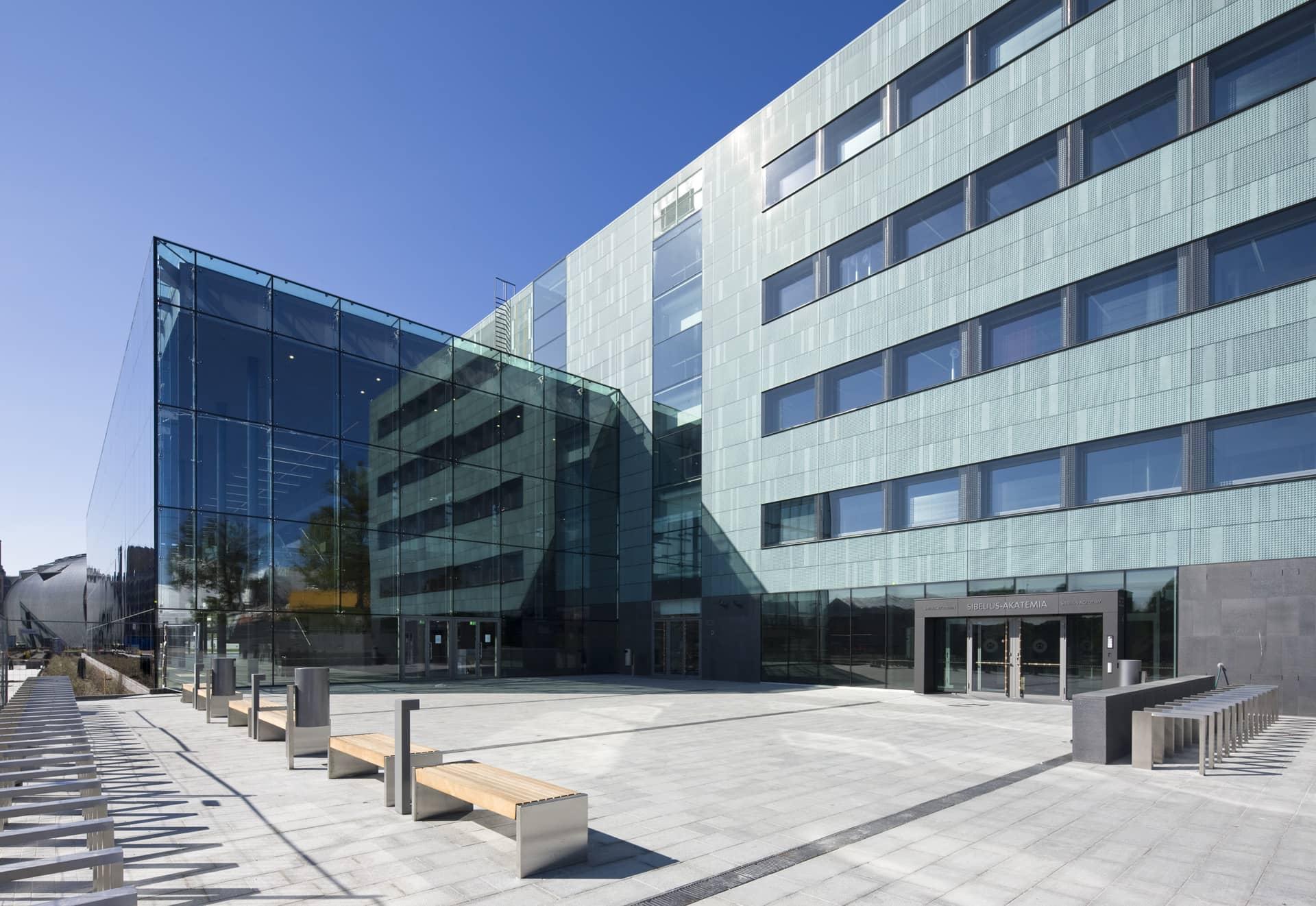 Helsinki Music Centre | LPR-arkkitehdit