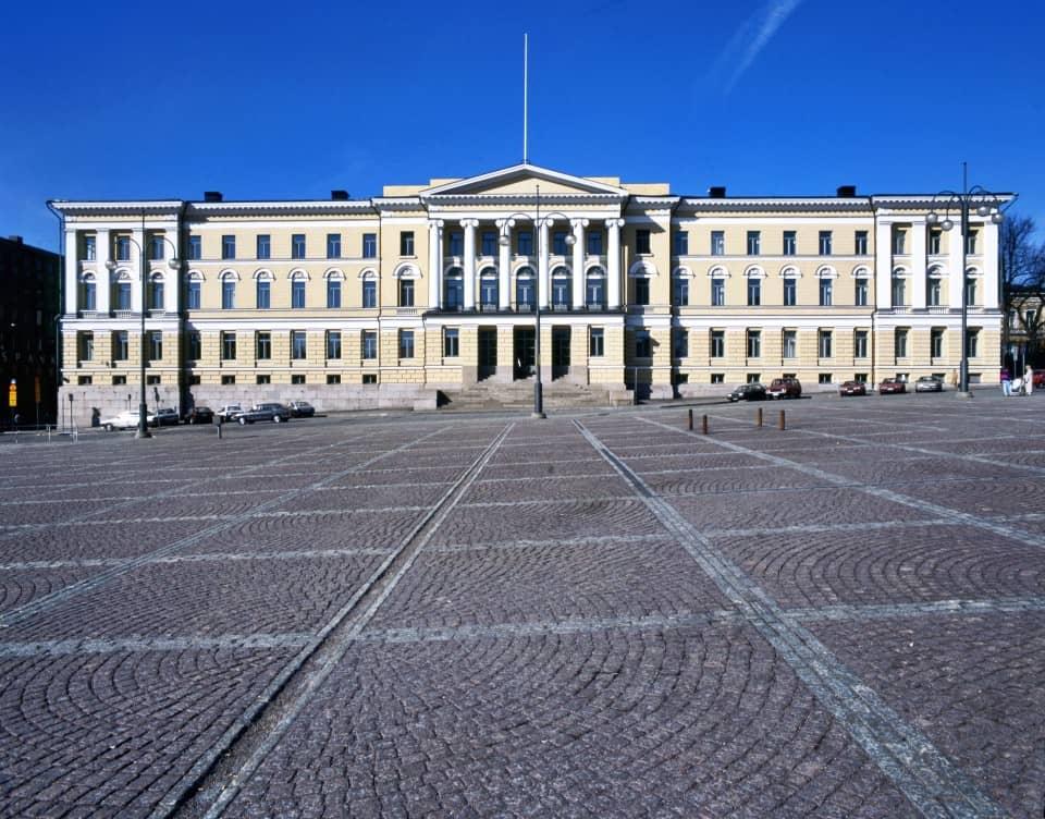 Helsingin Yliopisto Sosiaalitieteet