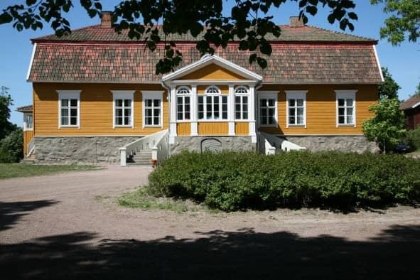 Saaren Kartano