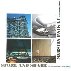 Muistin paikat. Suomen museot ja kirjastot. <br />Store and Share. Museums and Libraries in Finland