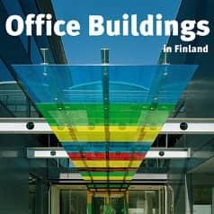 Arkkitehtitoimistojen Liitto ATL: Office Buildings in Finland, 2007