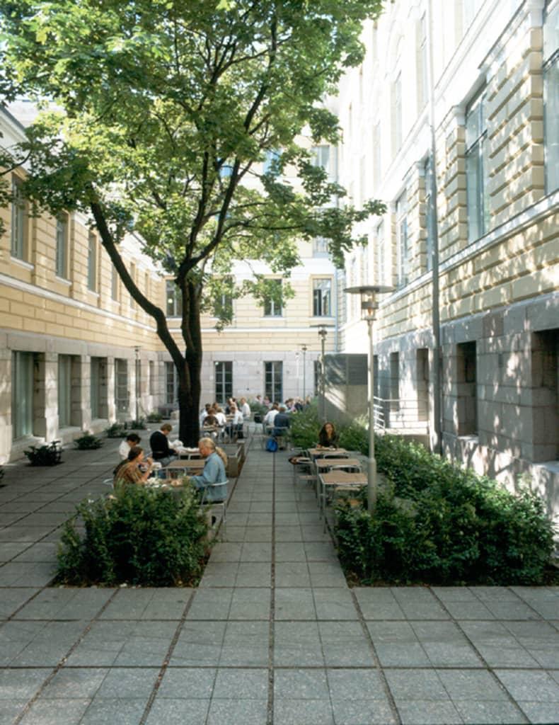Helsingin Yliopisto Aarresaari